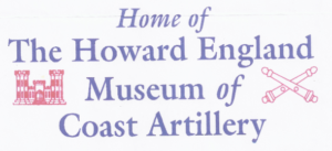 Howard England Museum of Coast Artillery Logo